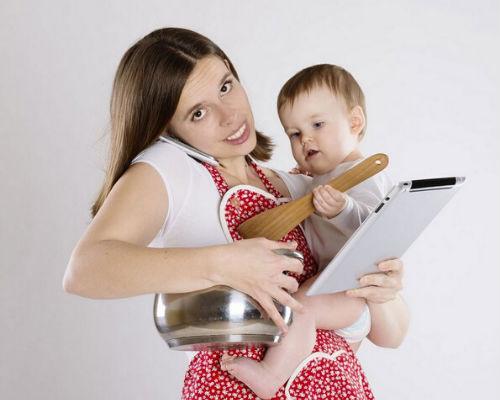 Жизнь после родов: как все успеть, если у вас новорожденный
