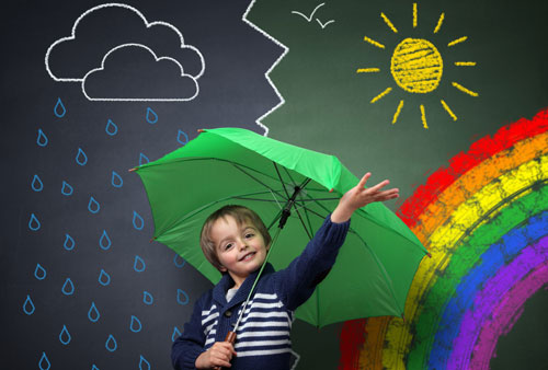 Интересные загадки про погоду для детей