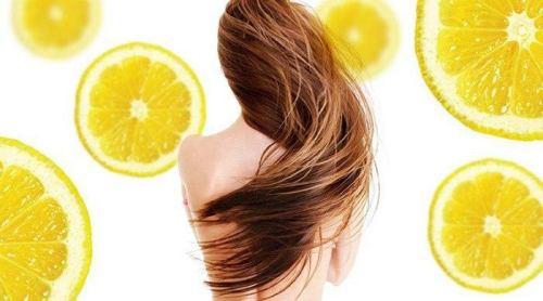 масло лимона волосам