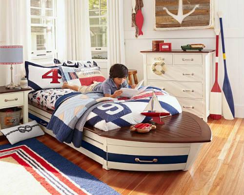 50 лучших идей дизайна детской комнаты 9