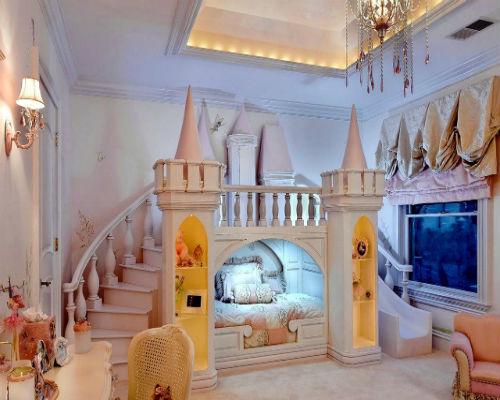 Интересные идеи для детской комнаты 10