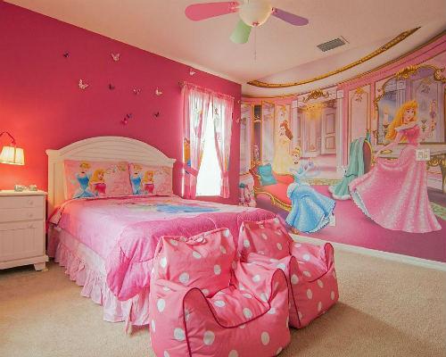 Идеи интерьера для детской комнаты 2