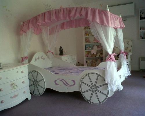 Идеи интерьера для детской комнаты 3