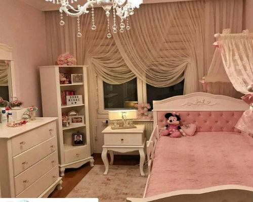 Идеи интерьера для детской комнаты 4