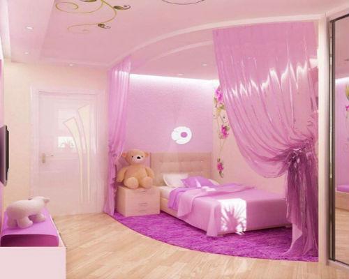 Идеи интерьера для детской комнаты 5