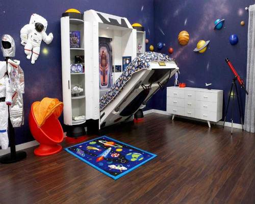Идеи интерьера для детской комнаты 6