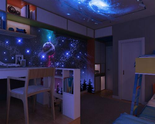 Идеи интерьера для детской комнаты 7