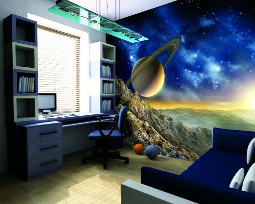 Идеи интерьера для детской комнаты 9