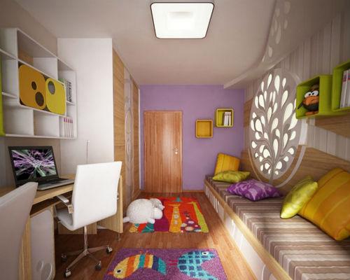 50 идей для оформления детской комнаты 2