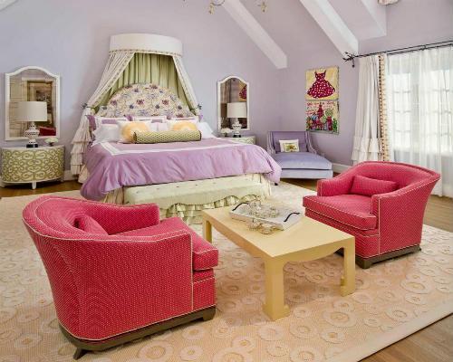 50 идей для оформления детской комнаты 9