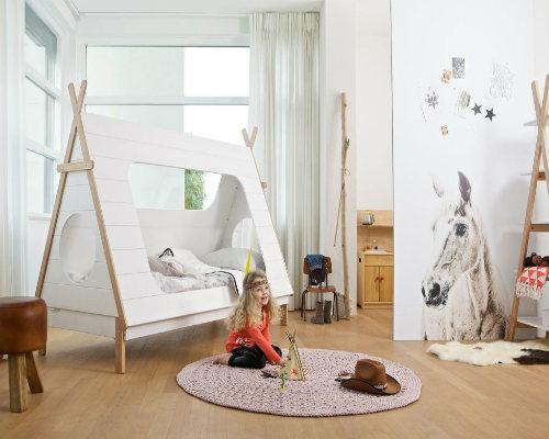 50 лучших идей дизайна детской комнаты 3