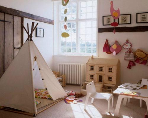 50 лучших идей дизайна детской комнаты 5