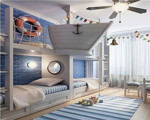 50 лучших идей дизайна детской комнаты 7