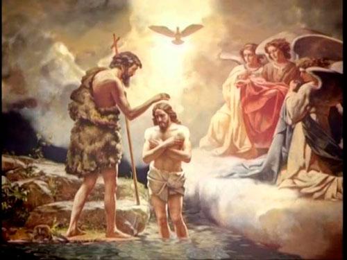Красивые поздравления с Крещением Господня в стихах