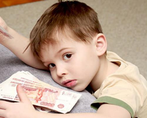 Дети и деньги: сколько давать на карманные расходы