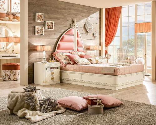 Как обустроить комнату для девочки 1