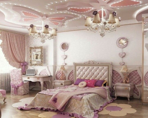 Как обустроить комнату для девочки 6