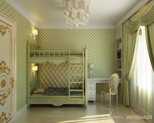 Как обустроить комнату для девочки 9