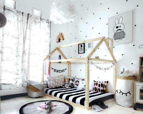 Дизайн детской комнаты для девочки 1