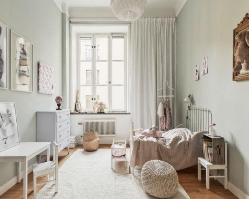 Дизайн детской комнаты для девочки 5
