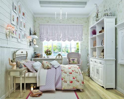 Дизайнерские идеи детских комнат для девочек 1