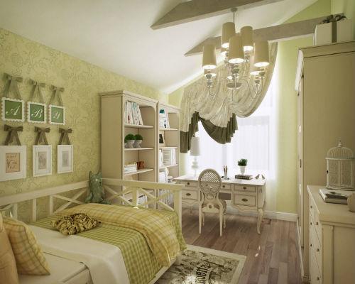 Дизайнерские идеи детских комнат для девочек 3