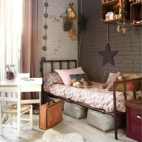 Выбираем стиль детской комнаты для девочек 3