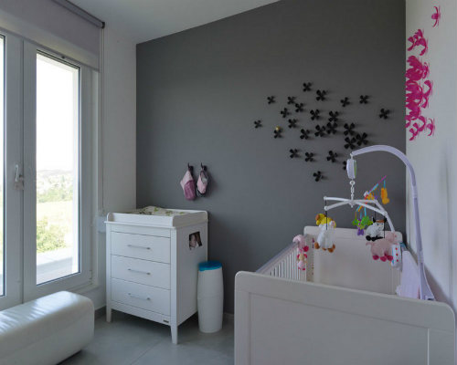Выбираем стиль детской комнаты для девочек 4