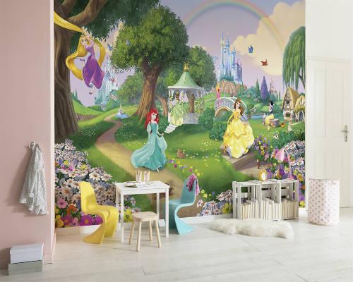 Выбираем стиль детской комнаты для девочек 10