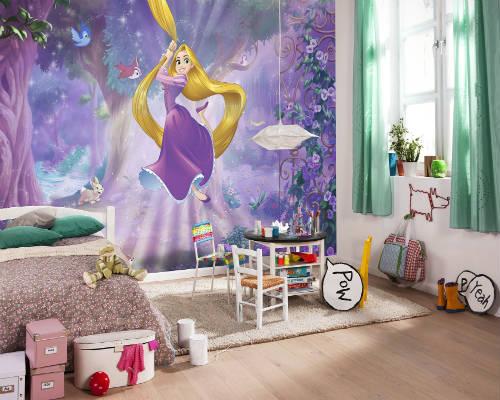 Детские комнаты для девочек разных стилей 1