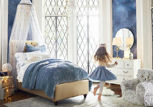 Детские комнаты для девочек разных стилей 2