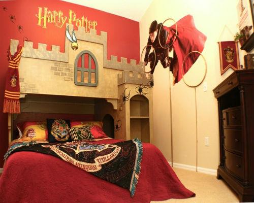 Детские комнаты для девочек разных стилей 3