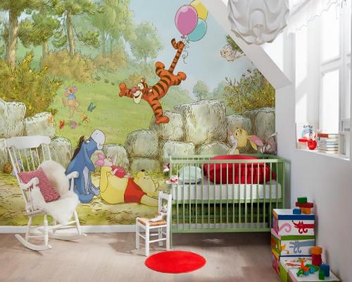 Детские комнаты для девочек разных стилей 6