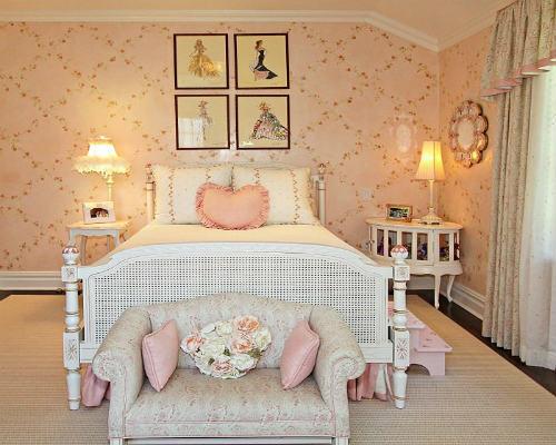 Детская комната для девочки 8