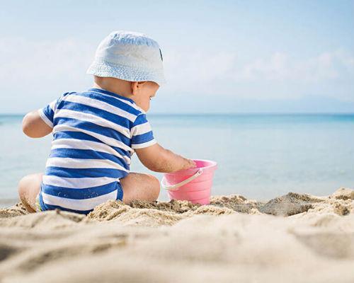 Что делать с акклиматизацией у ребенка на море