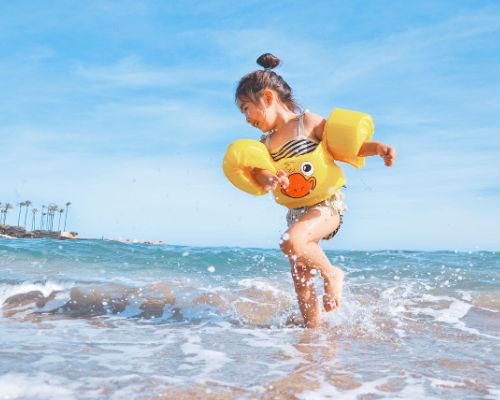 Сколько длится акклиматизация у детей на море