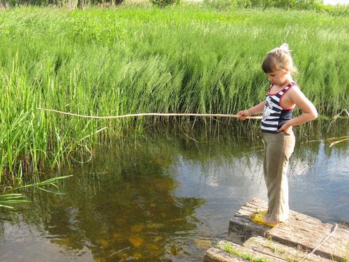 Интересные загадки про реку для детей
