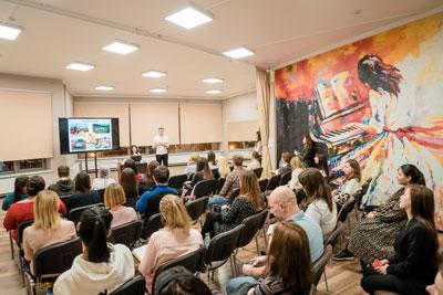 Форум в Москве о здоровье и успехе детей 1