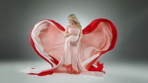 Идеи для фотосессии беременных, творческий подход 5