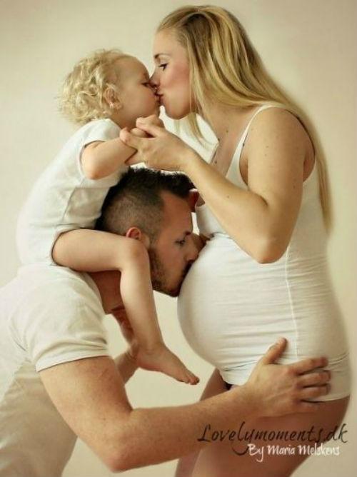 Идеи для фотосессии беременных с мужем 7