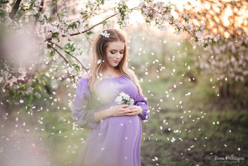 Фотосессия беременных: лучшие идеи для воплощения 1