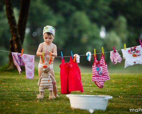 60 лучших идей для детской фотосессии 9