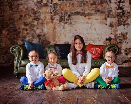 Крутые идеи для семейной фотосессии с детьми 1
