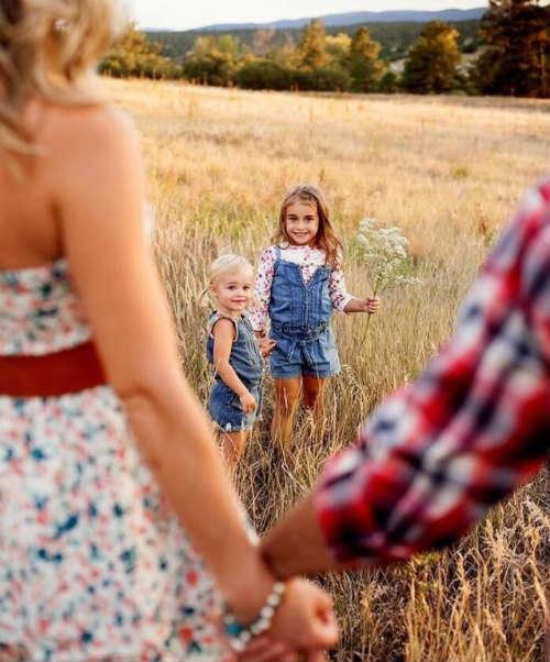 Крутые идеи для семейной фотосессии с детьми 4