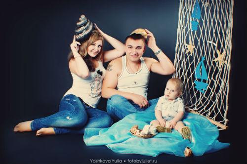 Крутые идеи для семейной фотосессии с детьми 7