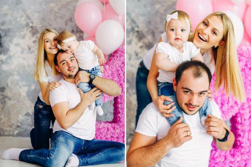 Крутые идеи для семейной фотосессии с детьми 8
