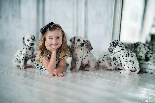 Вдохновляющие идеи для домашней фотосессии с детьми 7
