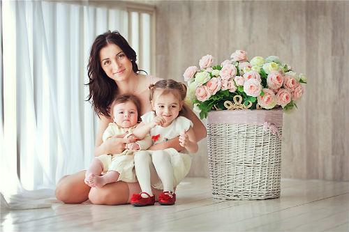 Вдохновляющие идеи для домашней фотосессии с детьми 9