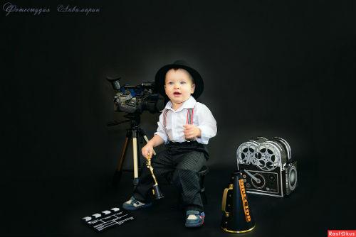 Вдохновляющие идеи для детской фотосессии в студии 2