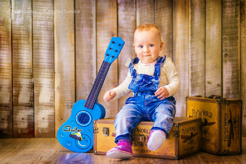 Вдохновляющие идеи для детской фотосессии в студии 3